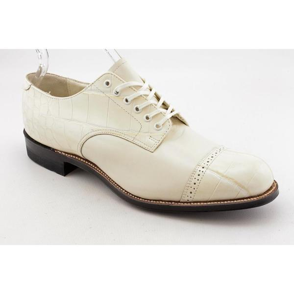 Stacy Adams Men's 'Madison' Leather Dress Shoes (Size 7.5)