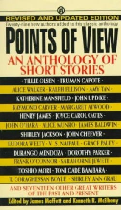 Points of View: An Anthology of Short Stories (Paperback)