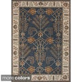 Hand-tufted Transitional Oriental Wool Area Rug (3'6 x 5'6)