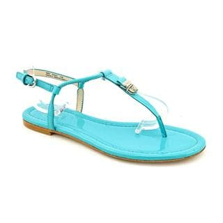 Coach Women's 'Rosati' Patent Leather Sandals