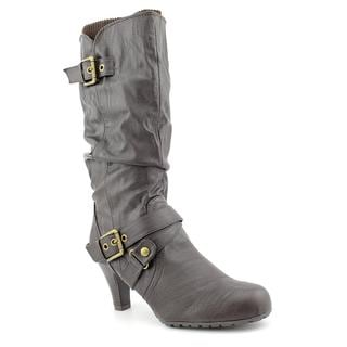 G By Guess Women's 'Trinnie' Faux Leather Boots