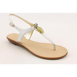 Marc Fisher Women's 'Pineapple' Patent Leather Sandals