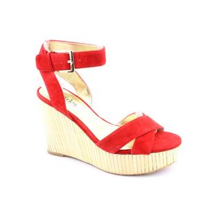 Charles By Charles David Women's 'Bamboo' Regular Suede Sandals (Size 10)