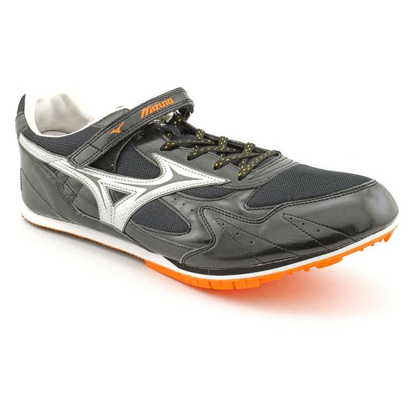 Mizuno Men's 'Long Jump' Synthetic Athletic Shoe (Size 15)