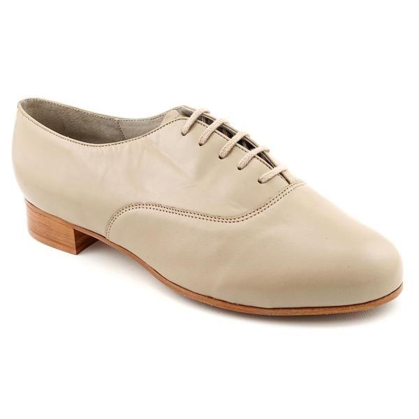 Capezio Men's 'Character' Leather Dress Shoes - Wide (Size 14)