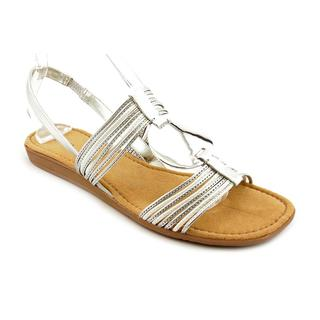Style & Co Women's 'Nemea' Faux Leather Sandals