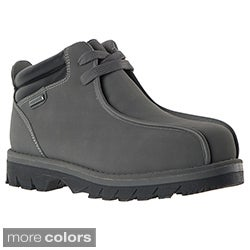 Lugz Men's 'Pathway' Durabrush Leather Lace-up Ankle Boots