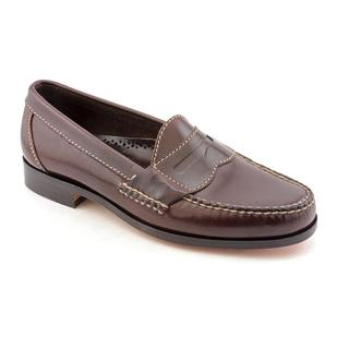 Johnston & Murphy Men's 'Kaplan Penny' Leather Dress Shoes