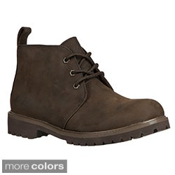 Lugz Men's 'Chukka' Nubuck Leather Lace-up Boots