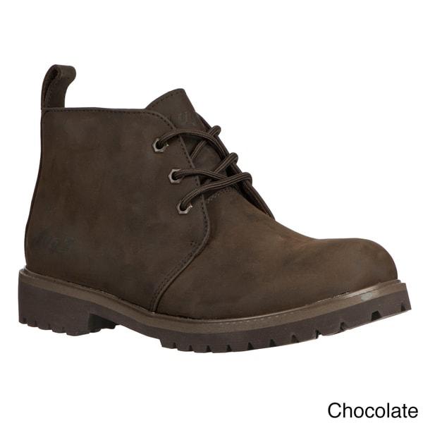 Lugz Men's 'Chukka' Nubuck Leather Lace-up Boots
