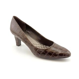 Easy Spirit Women's 'Quota' Faux Leather Dress Shoes