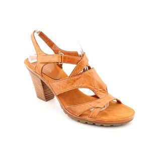 Aerosoles Women's 'Platform' Leather Dress Shoes (Size 9.5)