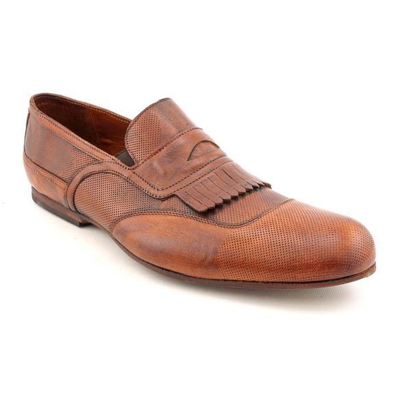 Area Forte Men's 'AR3258' Leather Dress Shoes