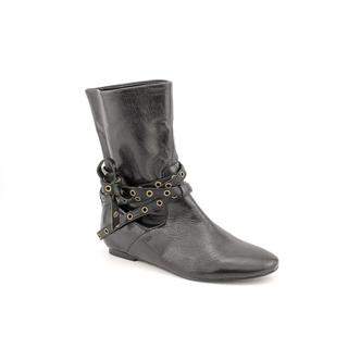 Juicy Couture Women's 'Laura' Leather Boots (Size 5.5)