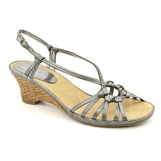Aerosoles Women's 'Frozen Yogurt' Leather Sandals (Size 10)