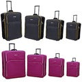 Hercules 'Riviera' 4-piece Rolling Luggage Set