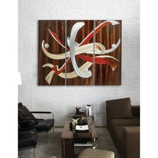 'Super Nova' Metal Wall Art