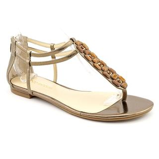 Enzo Angiolini Women's 'Trillium' Man-Made Medium-Width Sandals