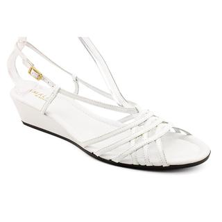 Amalfi By Rangoni Women's 'Michela' Patent Leather Sandals - Extra Narrow