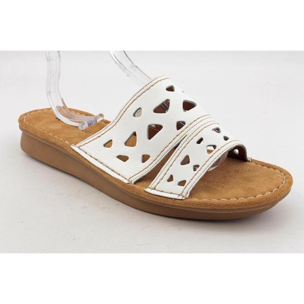 Naturalizer Women's 'Devon' Leather Sandals