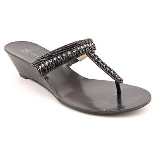 INC International Concepts Women's 'Melva' Man-Made Sandals