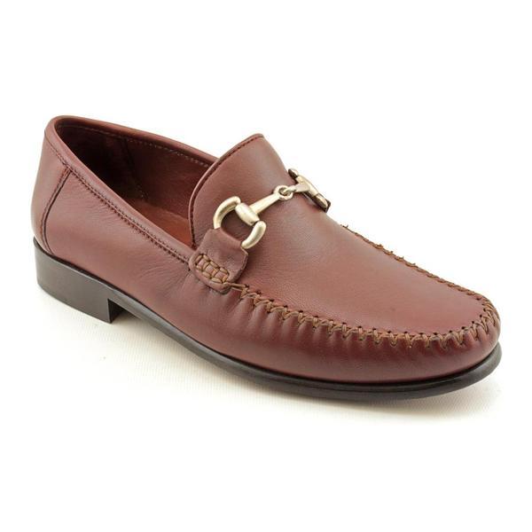Robert Zur Men's 'Nappa' Leather Dress Shoes (Size 7)