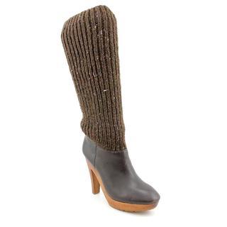 Michael Kors Women's 'Daze' Basic Textile Boots (Size 6.5)