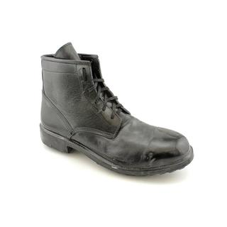 Area Forte Men's '6798' Leather Boots (Size 11.5)