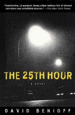 The 25th Hour (Paperback)