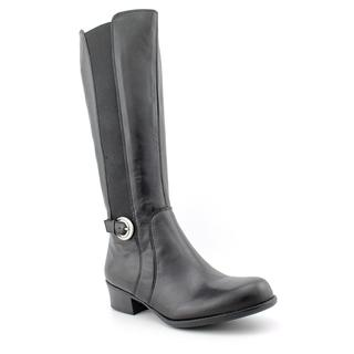 Naturalizer Women's 'Arness' Leather Boots - Wide