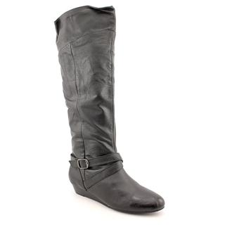 Chinese Laundry Women's 'Triple Play' Leather Boots (Size 7.5)