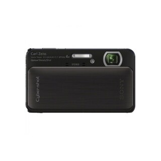 Sony Cyber-shot DSC-TX20 16.2MP Black Digital Camera
