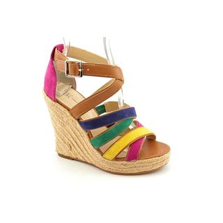 INC International Concepts Women's 'Valencia' Leather Sandals