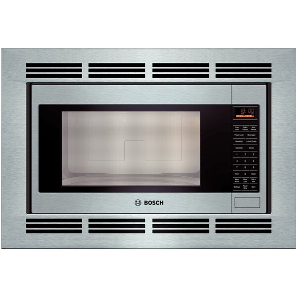 Bosch 2.1 Cubic-Feet 1,200 Cooking Watts Built-In Microwave