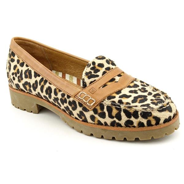 Sperry Top Sider Women's 'Winsor' Hair Calf Casual Shoes