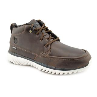 K Swiss Men's 'Blade-Light Land Cruiser' Leather Boots