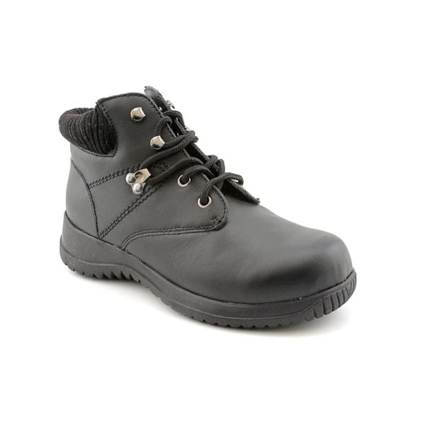 Wanderlust Women's 'Boston' Leather Boots - Narrow (Size 10)