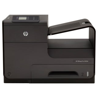 HP Officejet Pro X451DN Inkjet Printer - Color - 2400 x 1200 dpi Prin