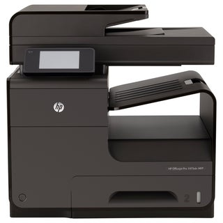 HP Officejet Pro X476DN Inkjet Multifunction Printer - Color - Plain