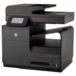 HP Officejet Pro X576DW Inkjet Multifunction Printer - Color - Plain