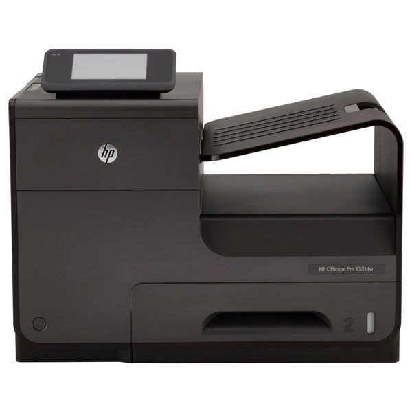 HP Officejet Pro X551DW Inkjet Printer - Color - 2400 x 1200 dpi Prin