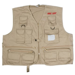 Eagle Claw Adult Fishing Vest