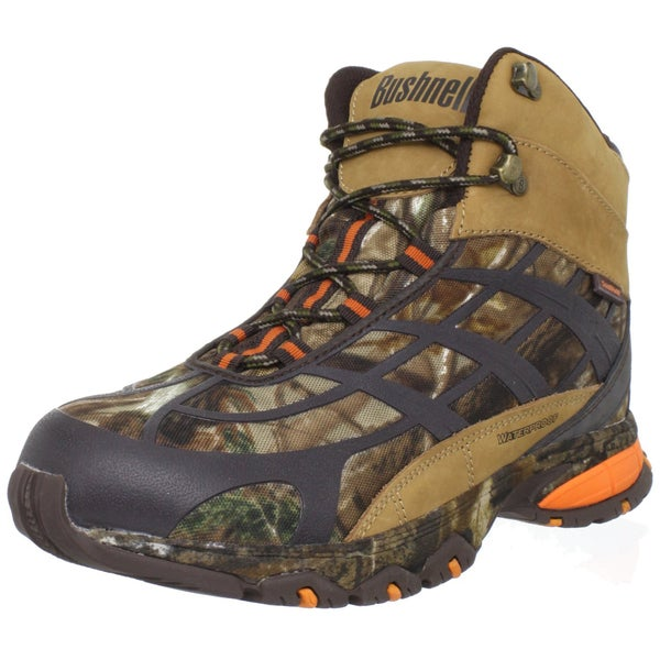 bushnell men Free shipping buy bushnell archer men's brown realtree hunting boot at walmartcom.