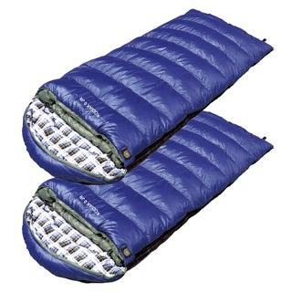 High Peak Alpinizmo Kodiak 0 Jr. Sleeping Bags (Pack of 2)