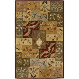 Castello Aragon/ Multi Area Rug (8' x 10')