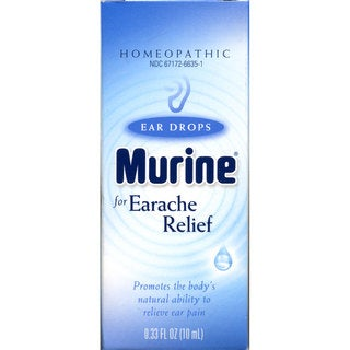 Murine Earache Relief 0.33-ounce Ear Drops