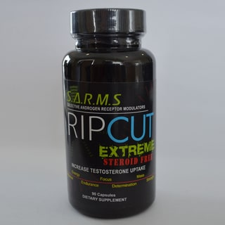 S.A.R.M.S. Ripcut Dietary Supplement (90 capsules)