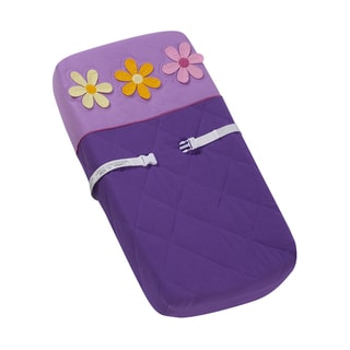 Sweet JoJo Designs Danielle's Daises Changing Pad Cover