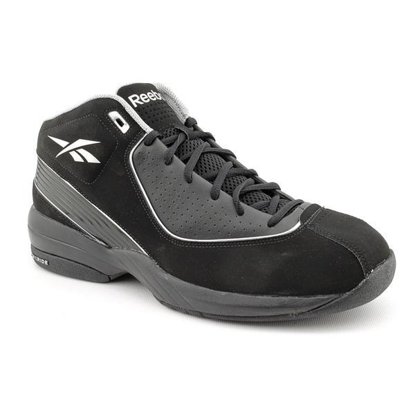 Reebok Men's 'Buckets III' Nubuck Athletic Shoe (Size 12)