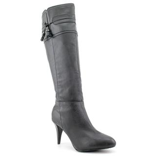 Adrienne Vittadini Women's 'Shauna' Leather Boots